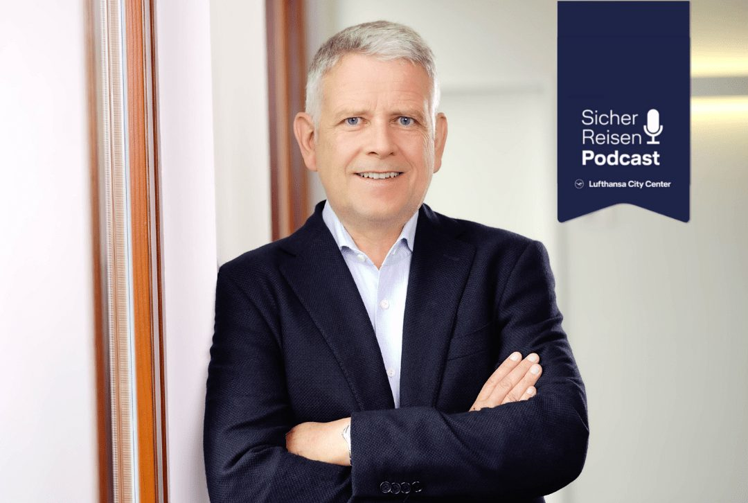 Sicher Reisen Podcast Ralph Schiller