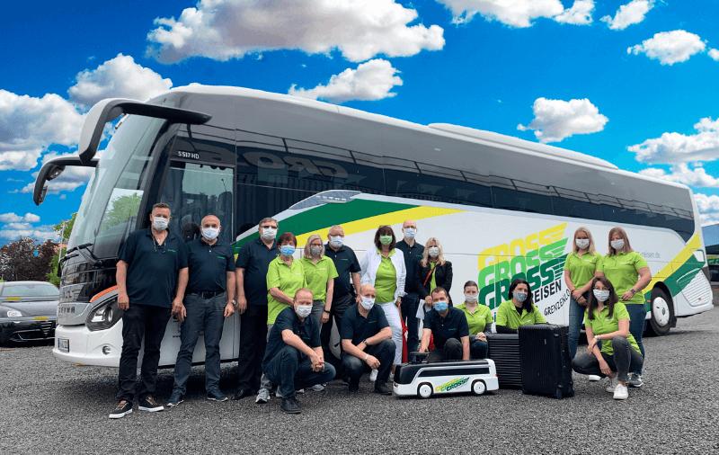 Busreisen Friedrich Gross