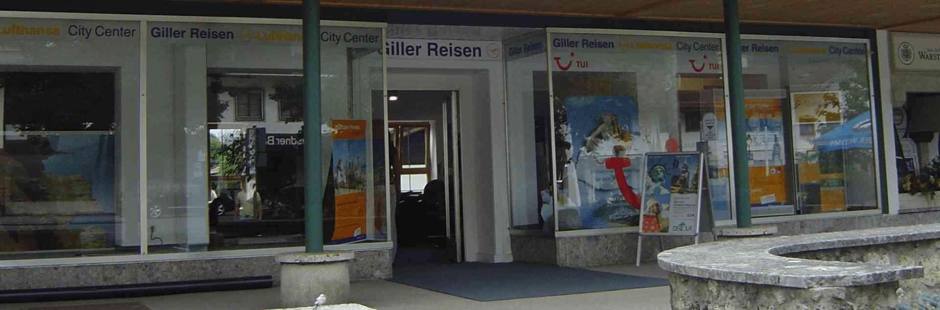 Giller Reisen Rottach-Egern Außenansicht