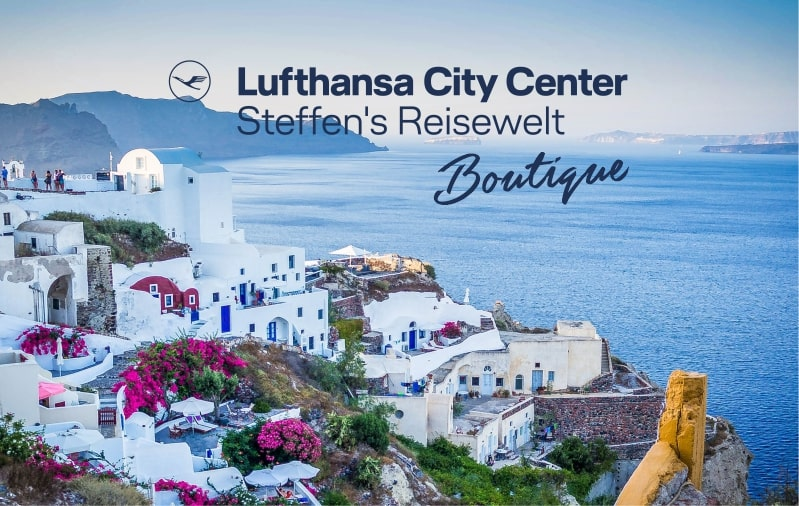Lufthansa City Center Steffen's Reisewelt