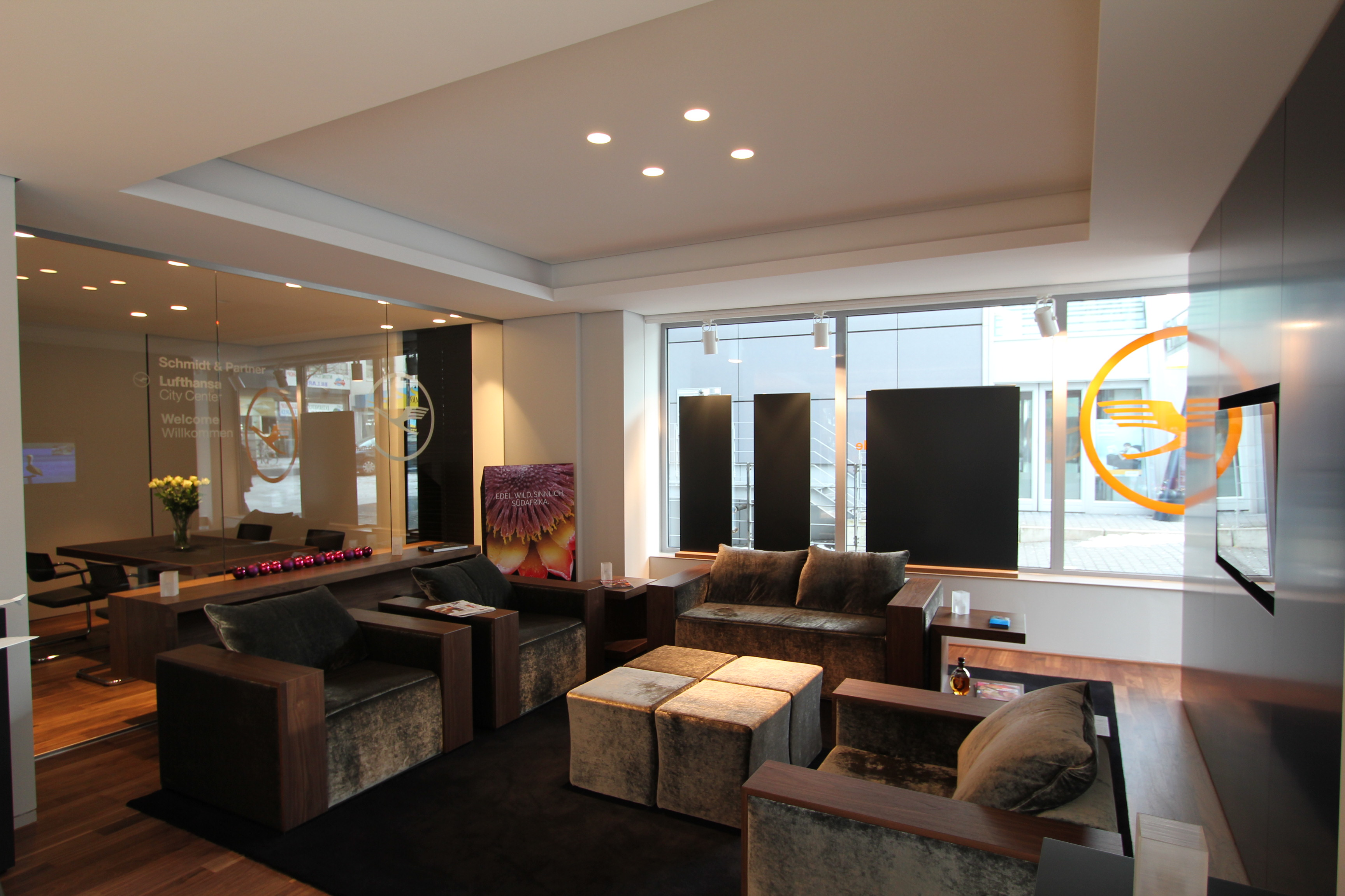 Schmidt & Partner Bochum Lounge