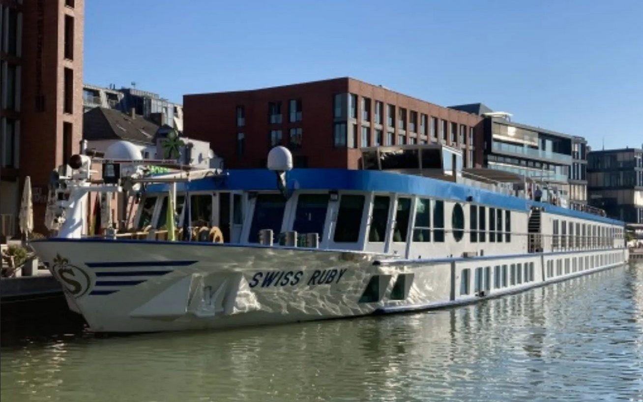 Flusskreuzfahrten auf MS Swiss Ruby mit Reiseart in Münster erleben