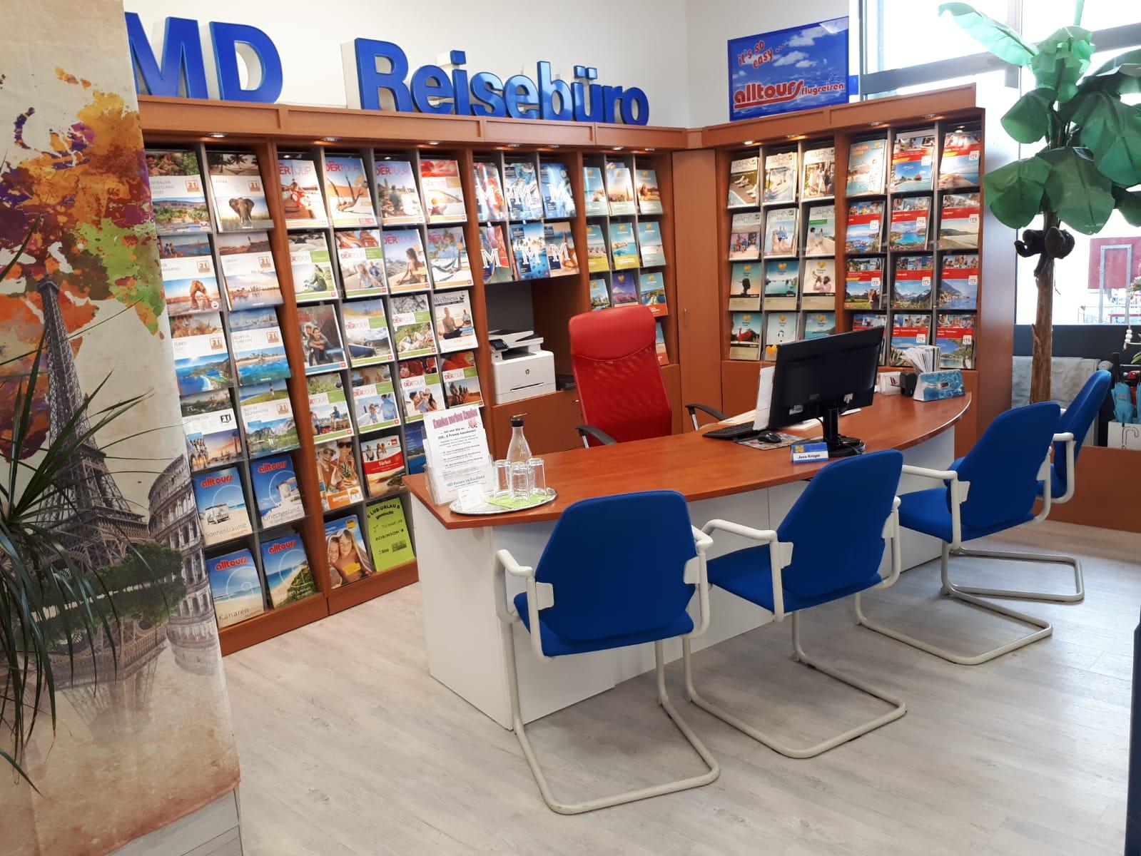 MD Reisen Standort Mittweida