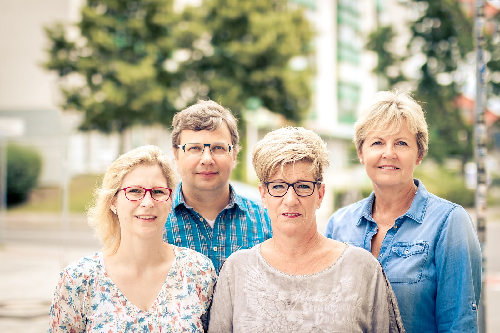 Reisedienst Schmidt Teltow Teamfoto