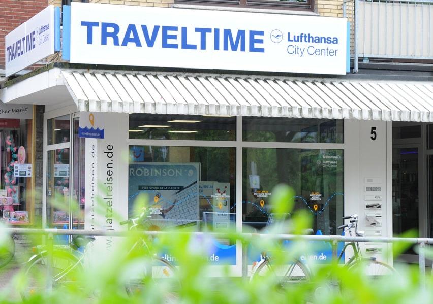 Lufthansa City Center Traveltime Mönchengladbach