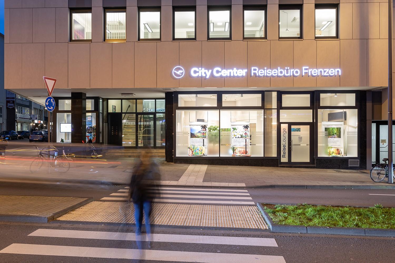 Reisebüro Frenzen Köln Außenansicht 2