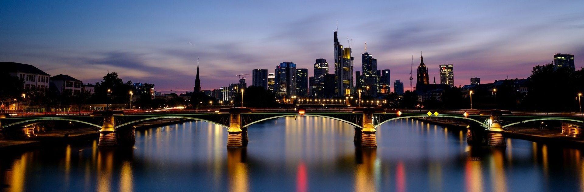 Travel Agency Lufthansa City Center Headquarters in Frankfurt