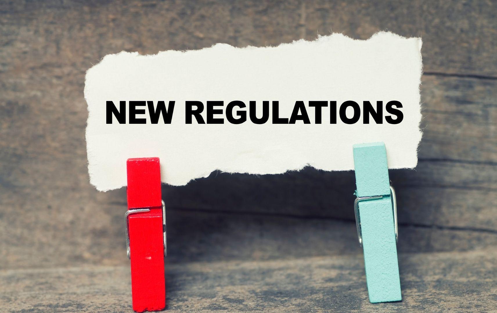 New Regulations Einreiseregeln ändern sich während Corona permanent