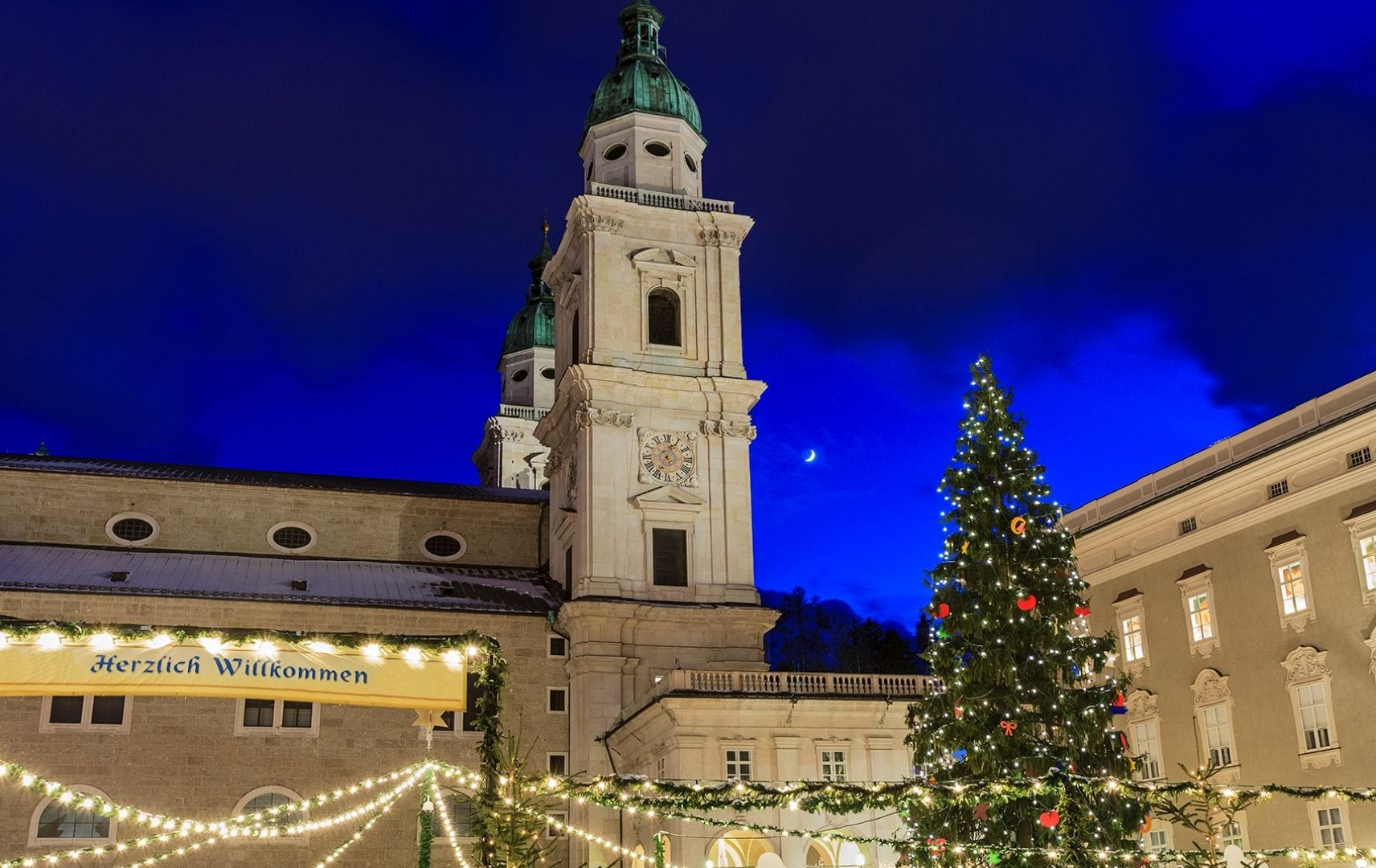 Salzburg Weihnachtsmarkt