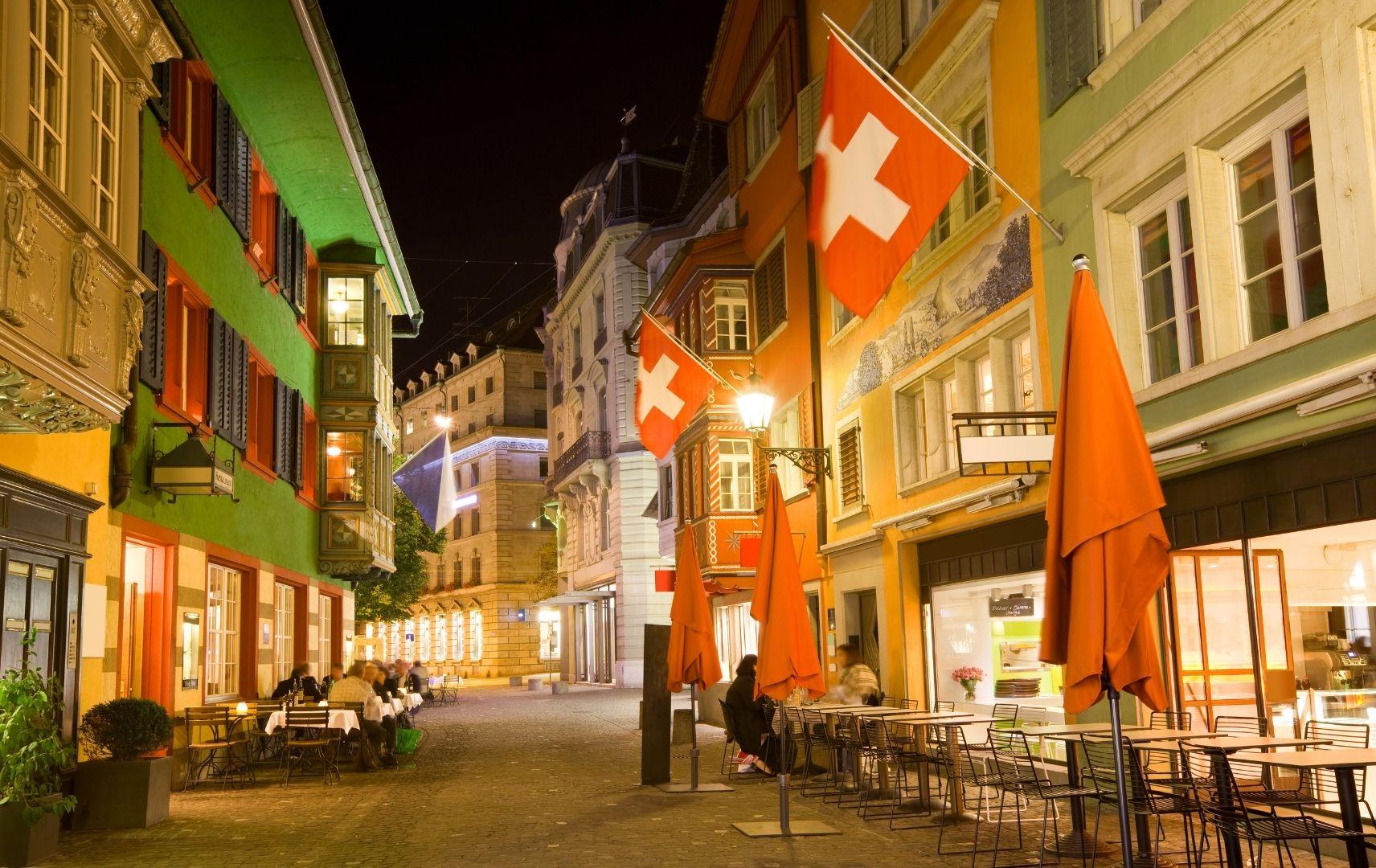 Restaurants Zürich
