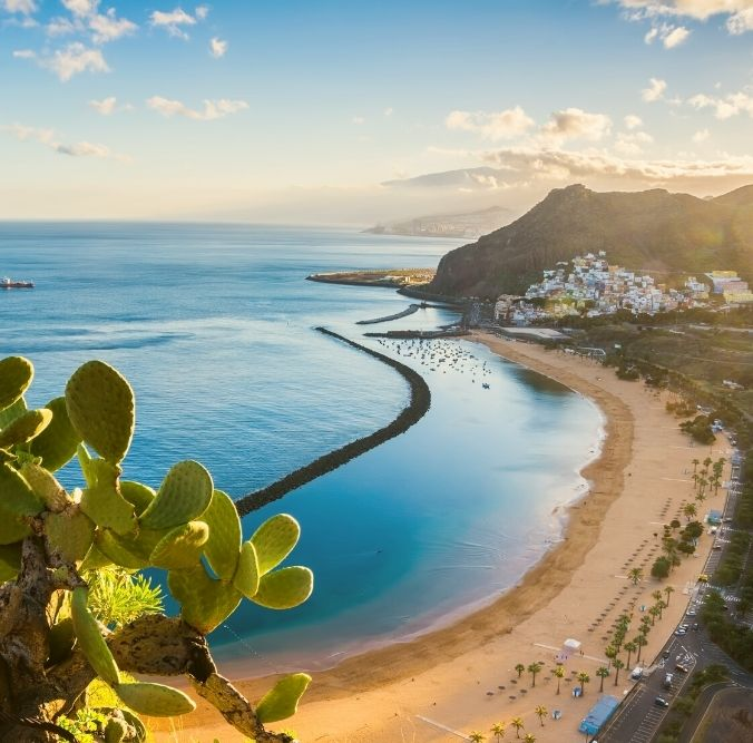 Spanien - Teneriffa Strand