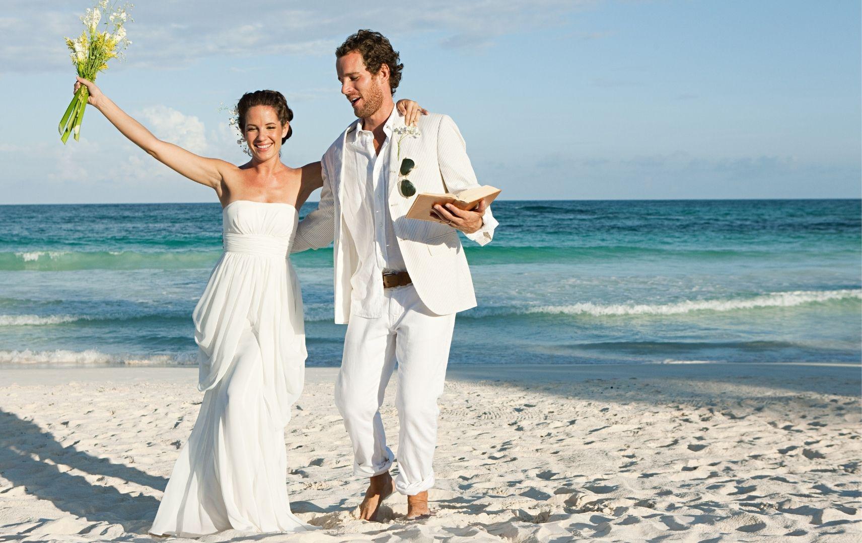Heiraten auf Bahamas