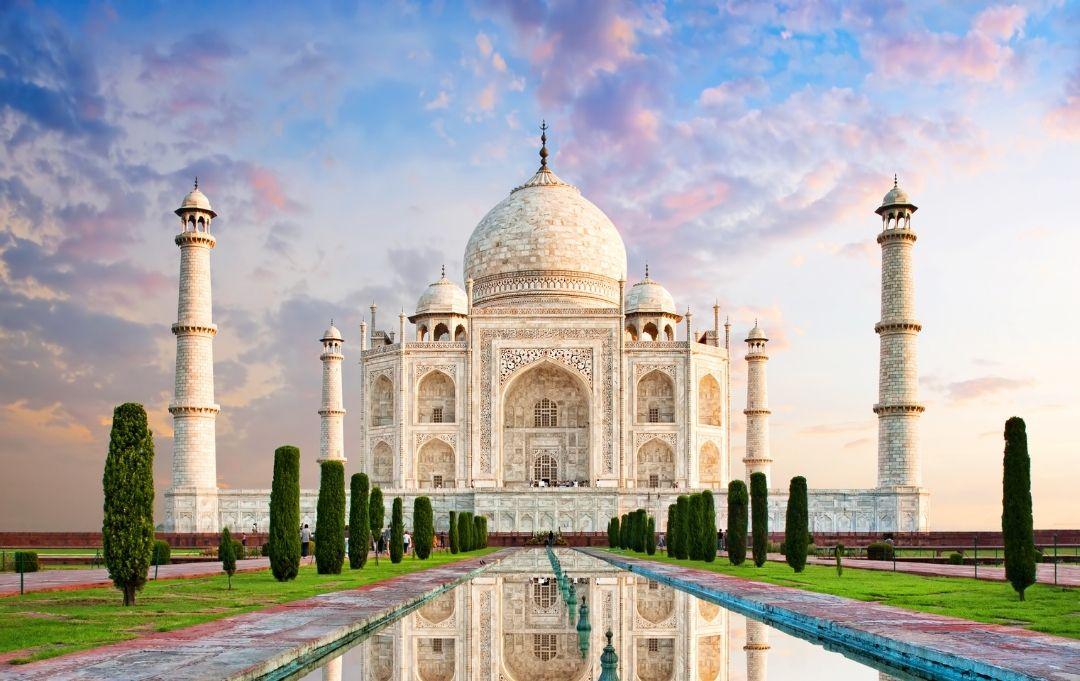 Fernreise Asien - Indien Taj Mahal