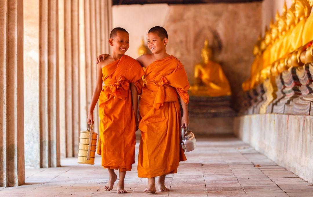 Fernreise Asien - Kambodscha Kinder