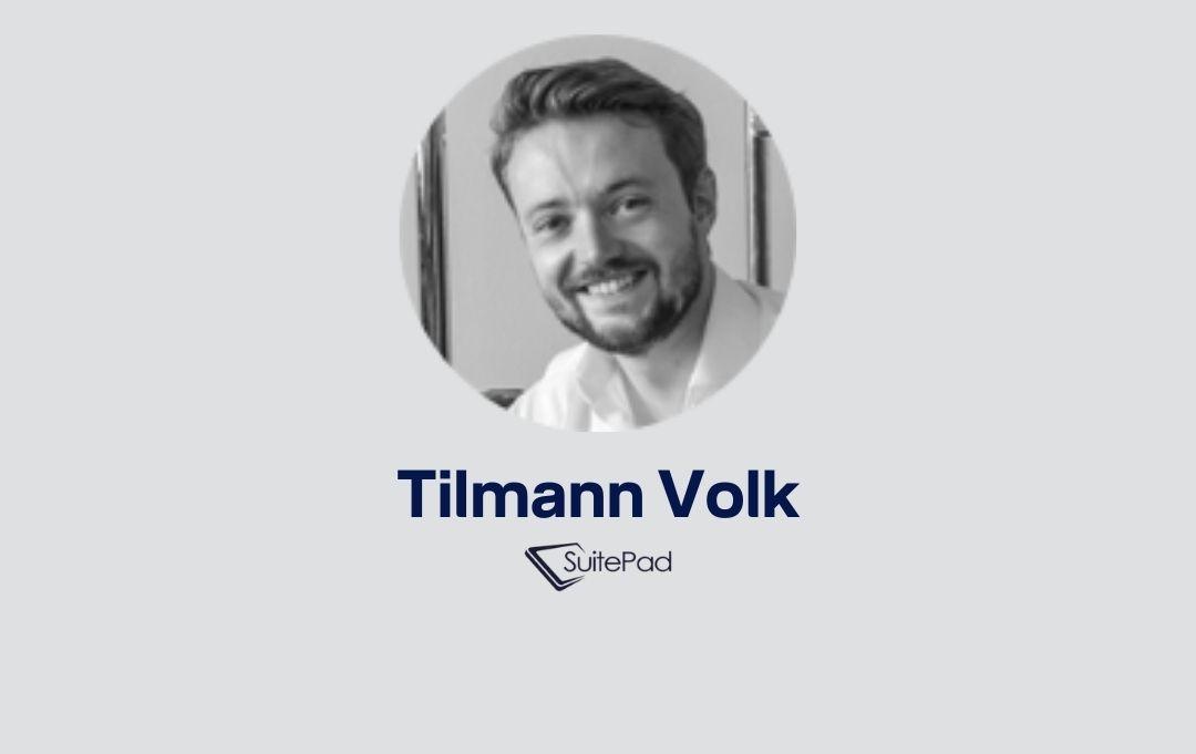 Tilmann Volk, Suitepad