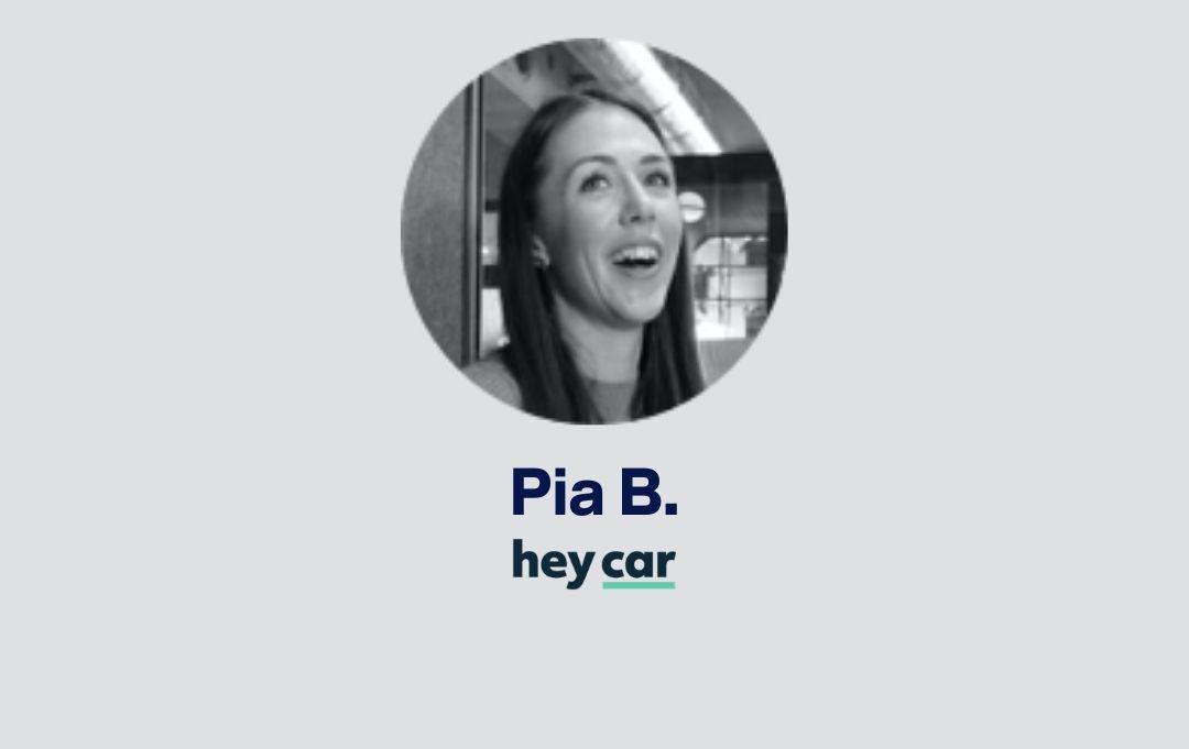 Pia B., Heycar