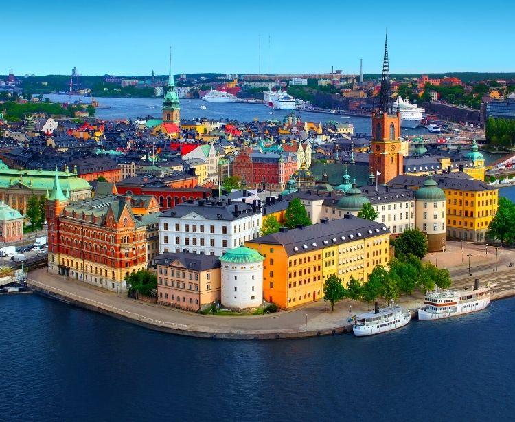 Schweden - Stockholm Stadt