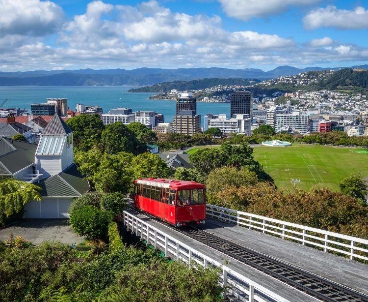 Fernreise Australien - Neuseeland Wellington