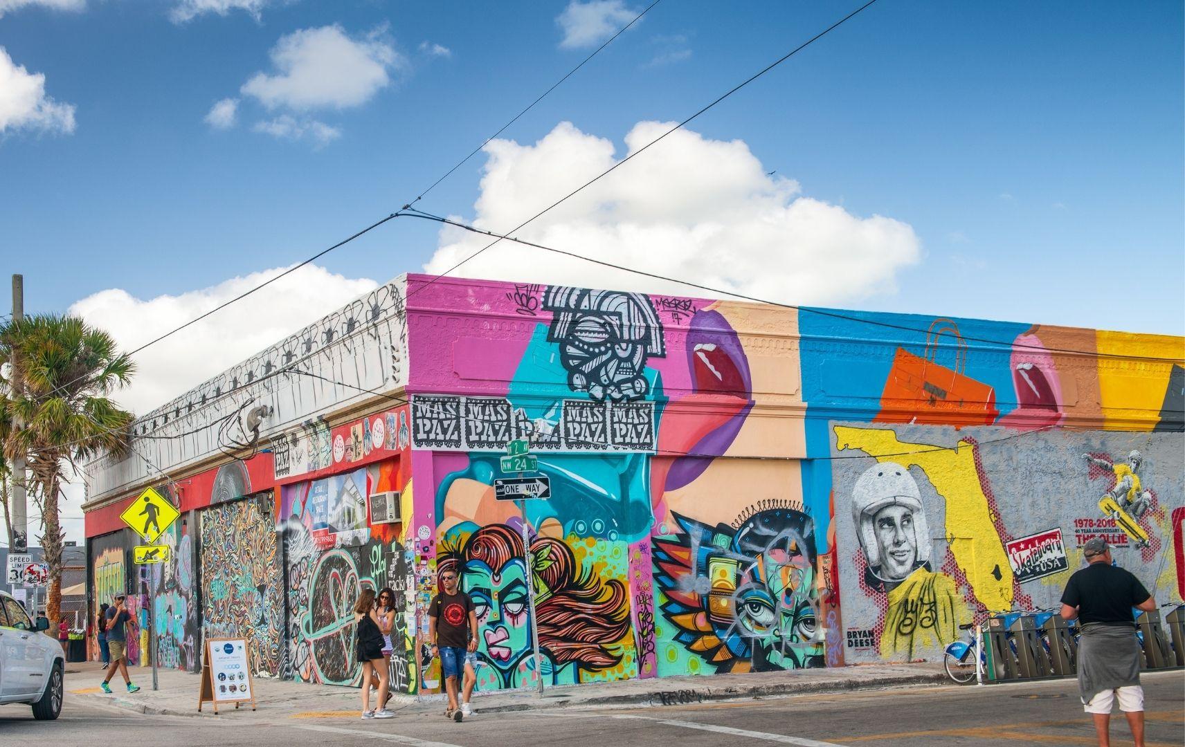 Kunstviertel Miami