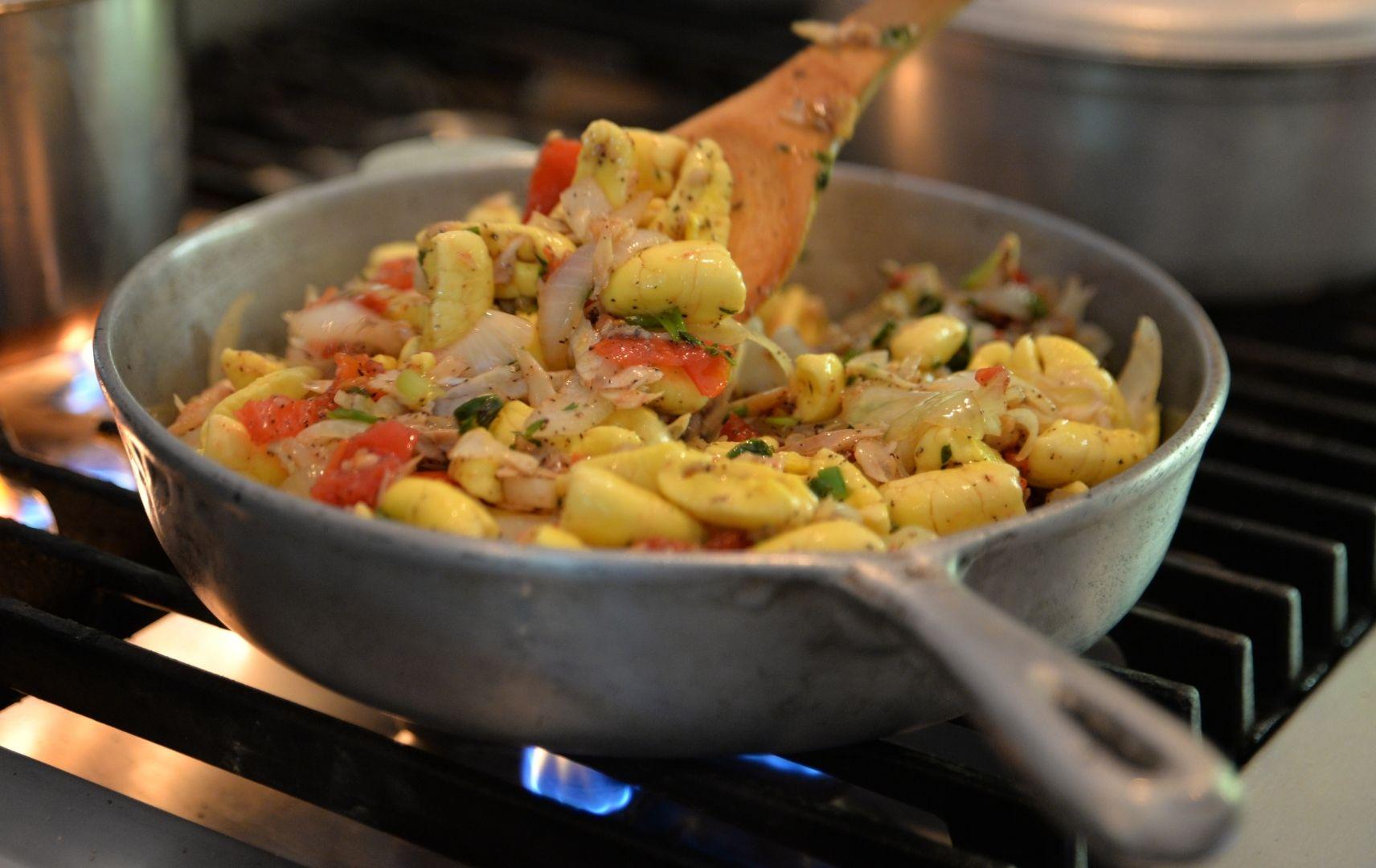 Karibisches Curry
