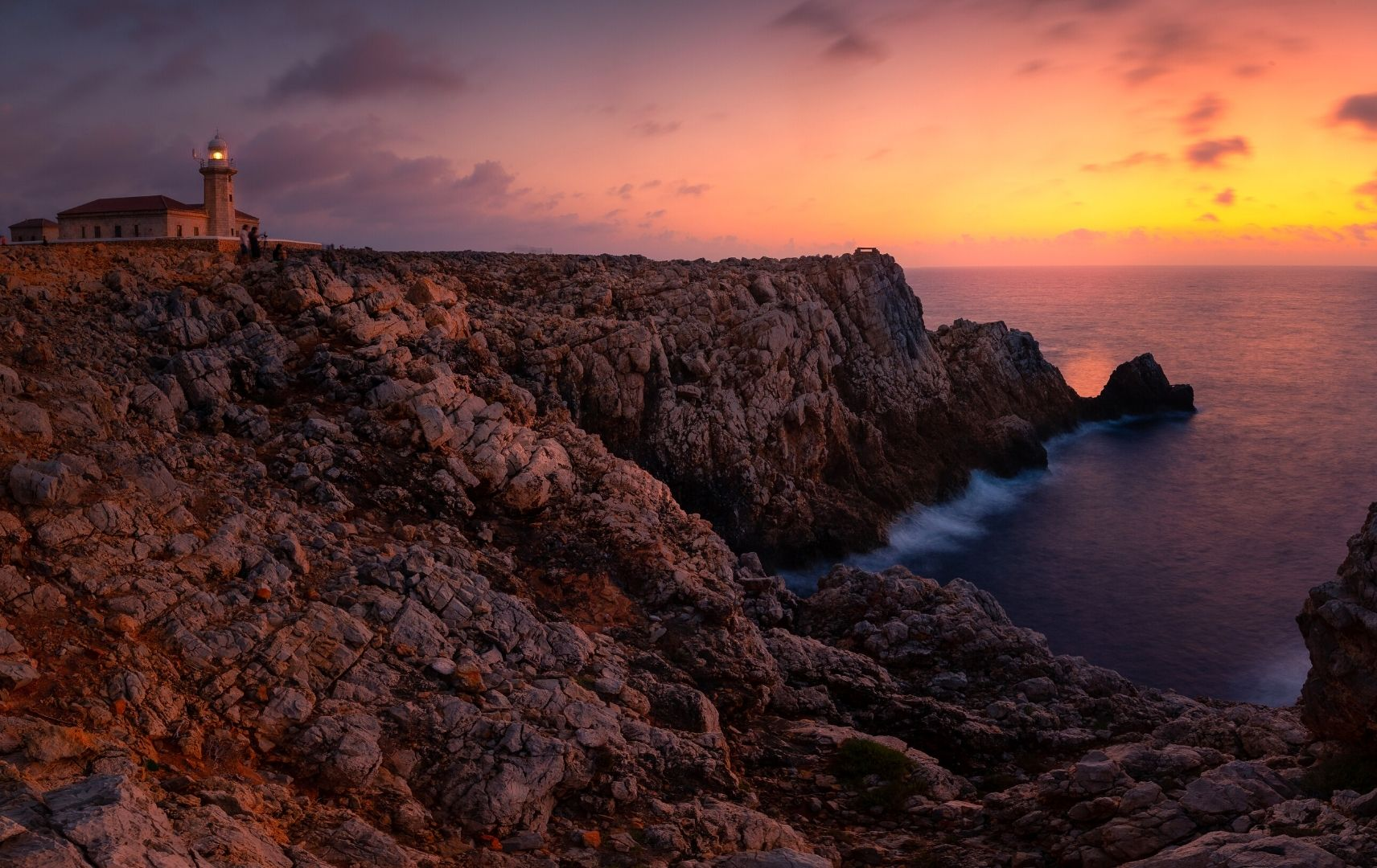 Menorca Küste