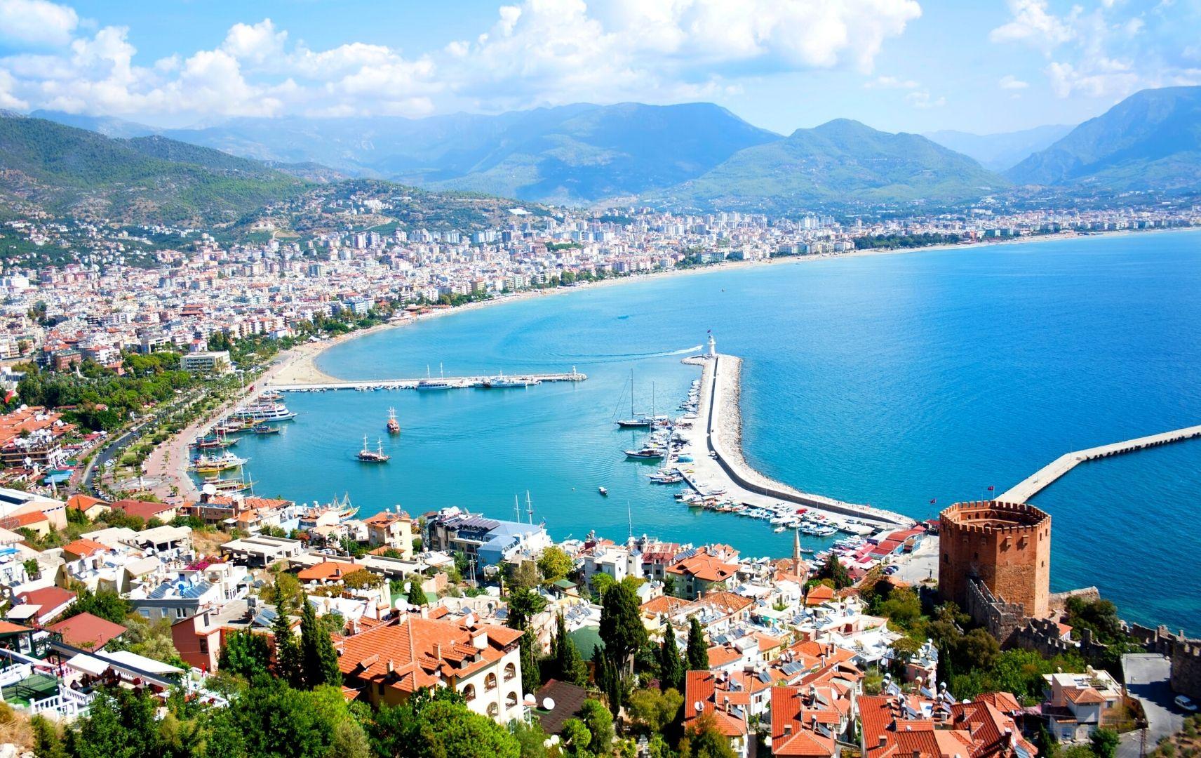 Türkei Mittelmeer