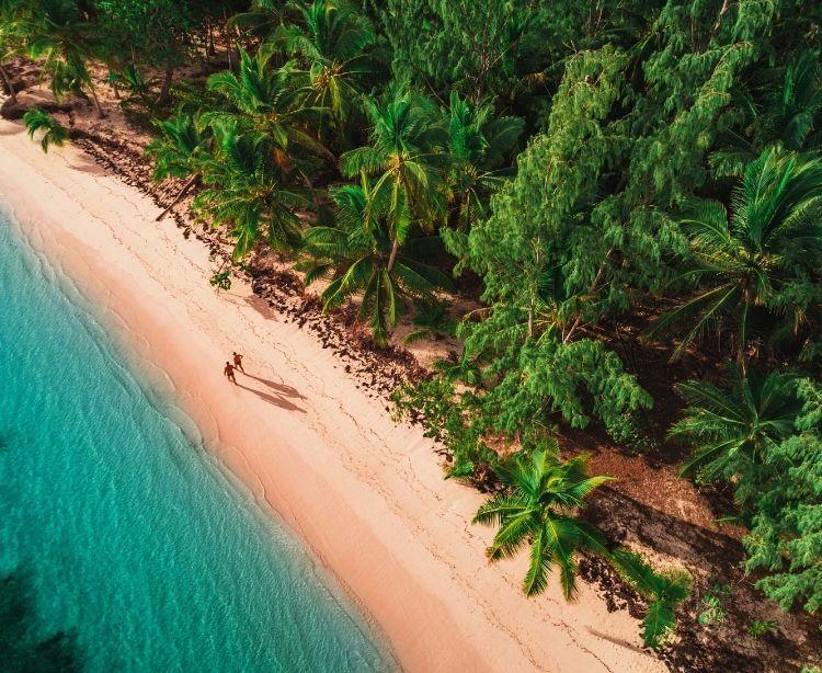 Strand, Dominikanische Republik