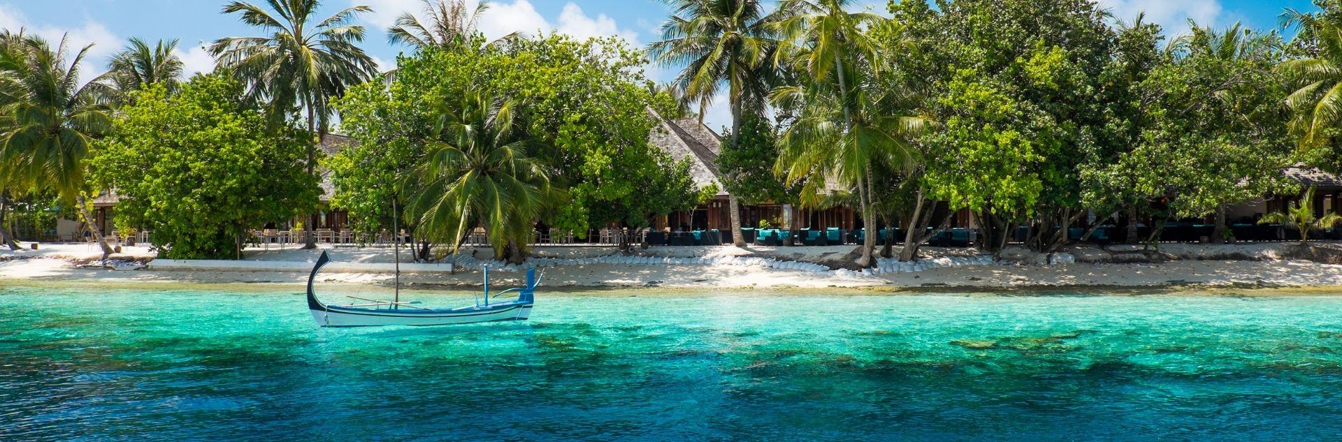 Indischer Ozean Insel