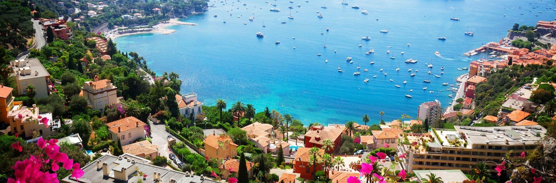 Cote d'Azur: Urlaub am Mittelmeer buchen