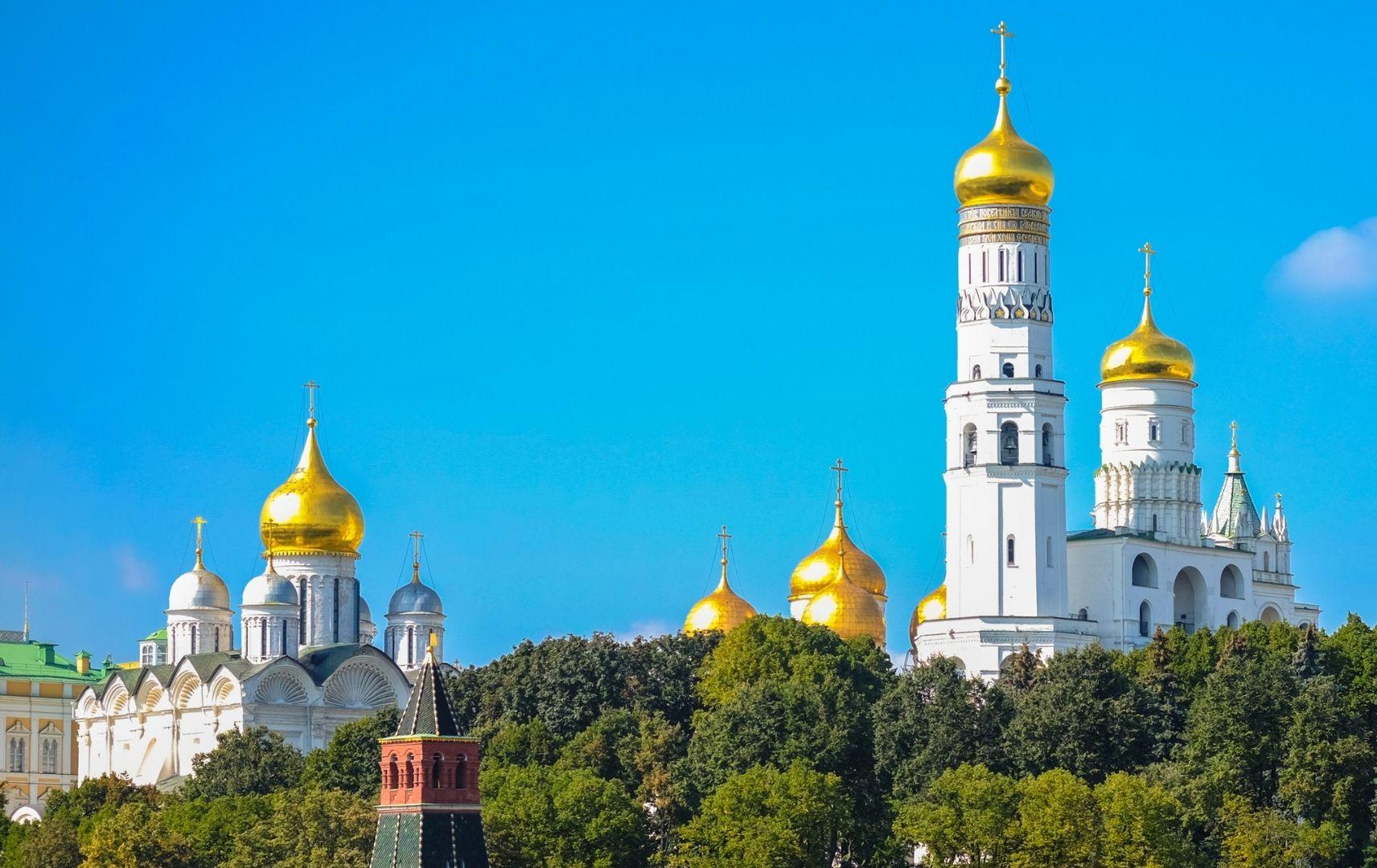 Moskau, Kremel