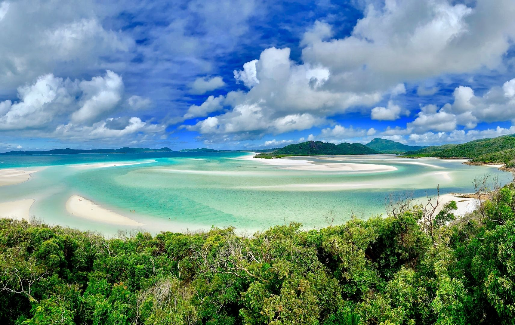 Australien - White Haven Beach