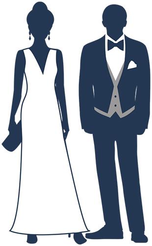 Dresscode Black Tie