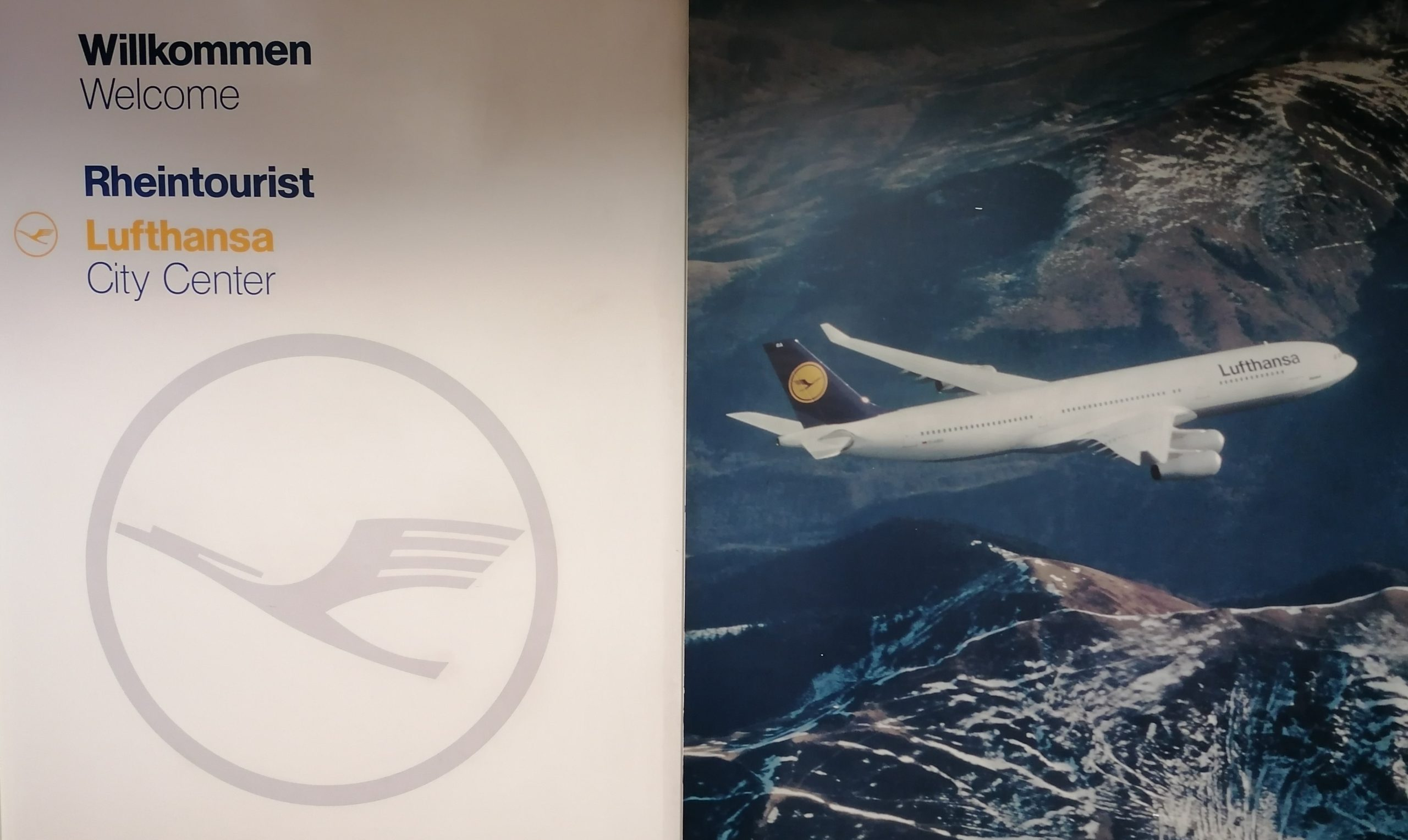 Lufthansa City Center Rheintourist