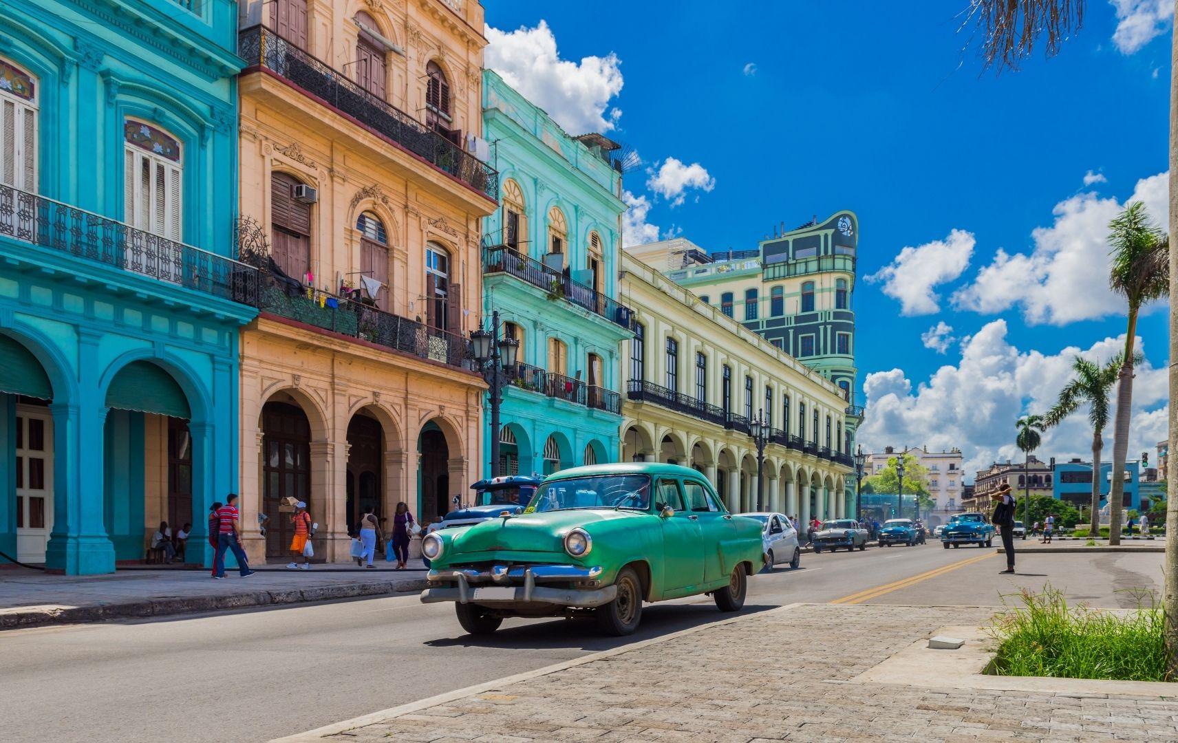 Fernreise - Kuba Auto