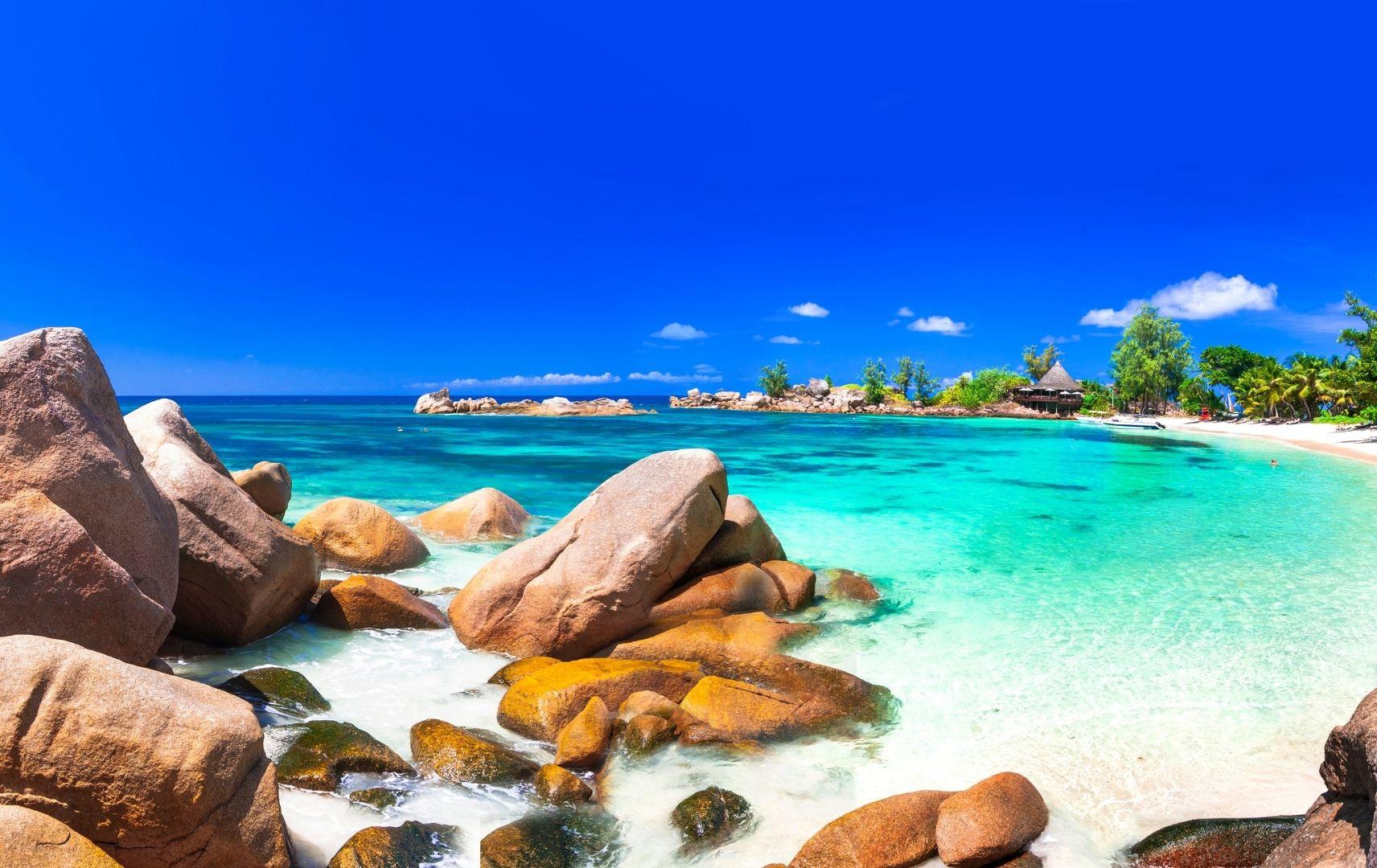 Fernreise - Seychellen Türkises Wasser