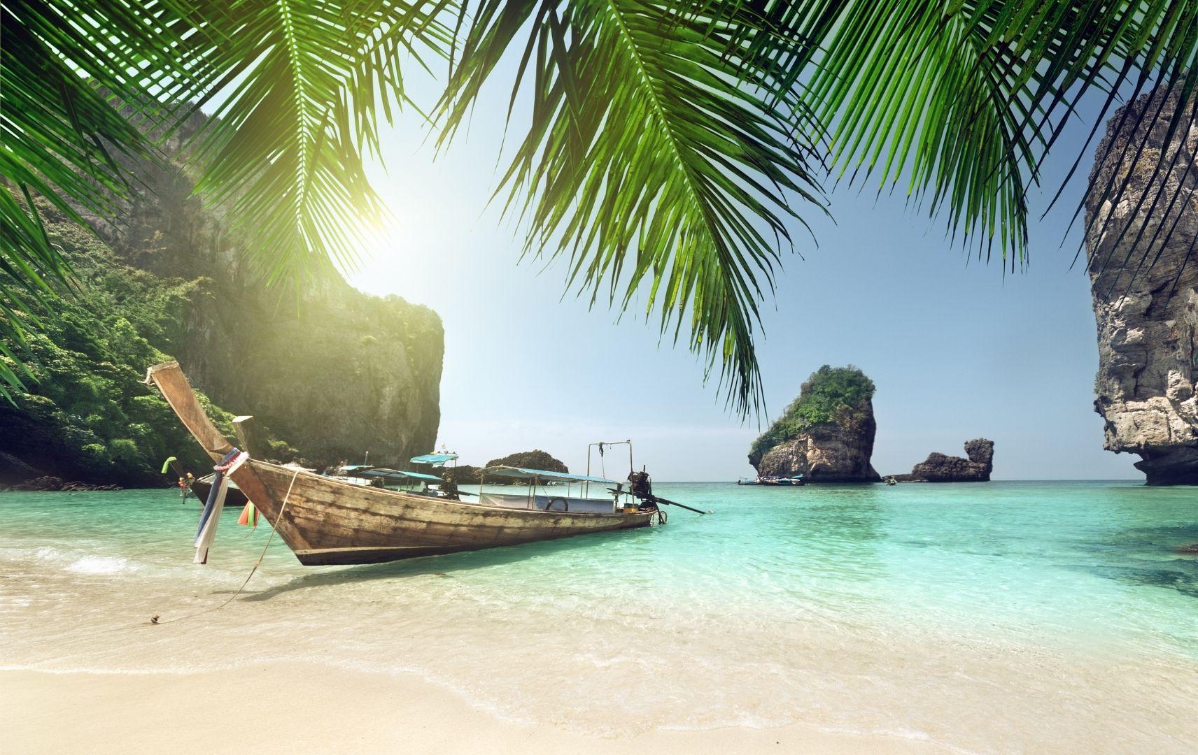 Fernreise - Thailand Strand