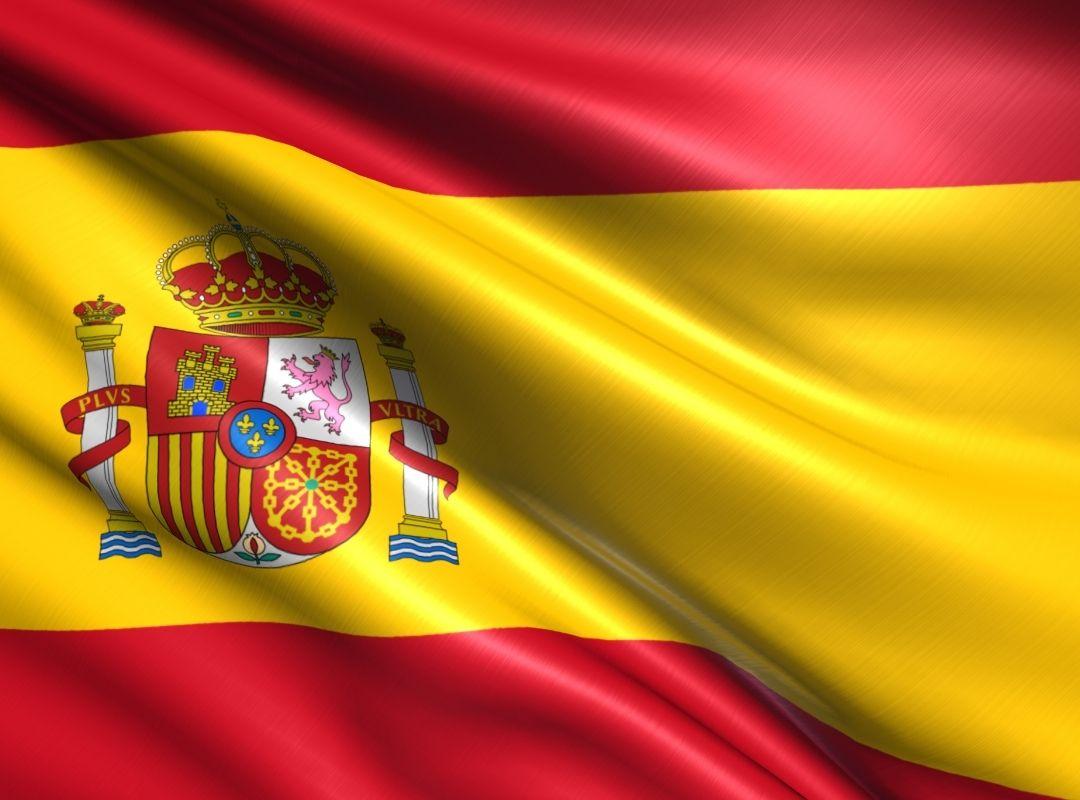 Flagge Spanien