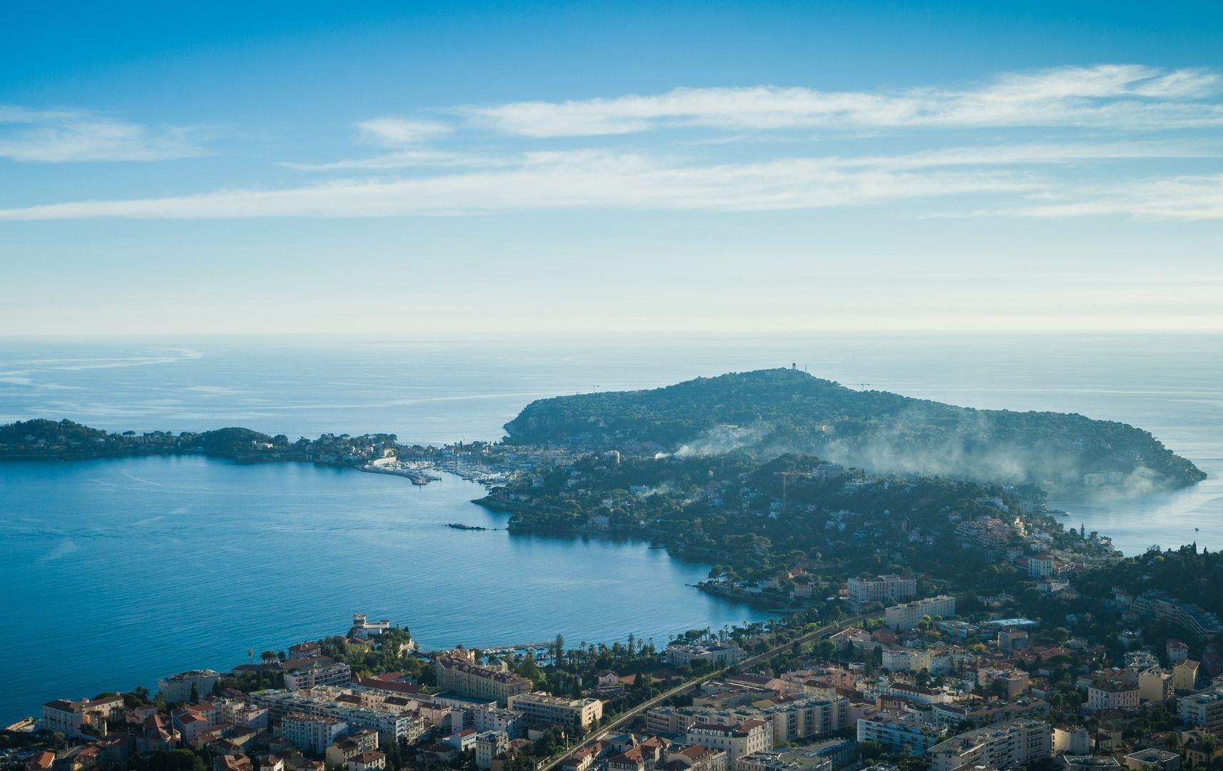 Frankreich - Cap Ferrat Landschaft