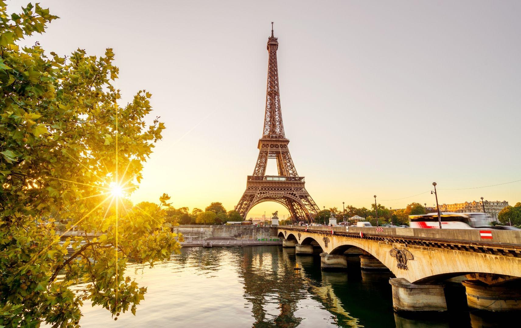 Frankreich - Paris, Eifelturm
