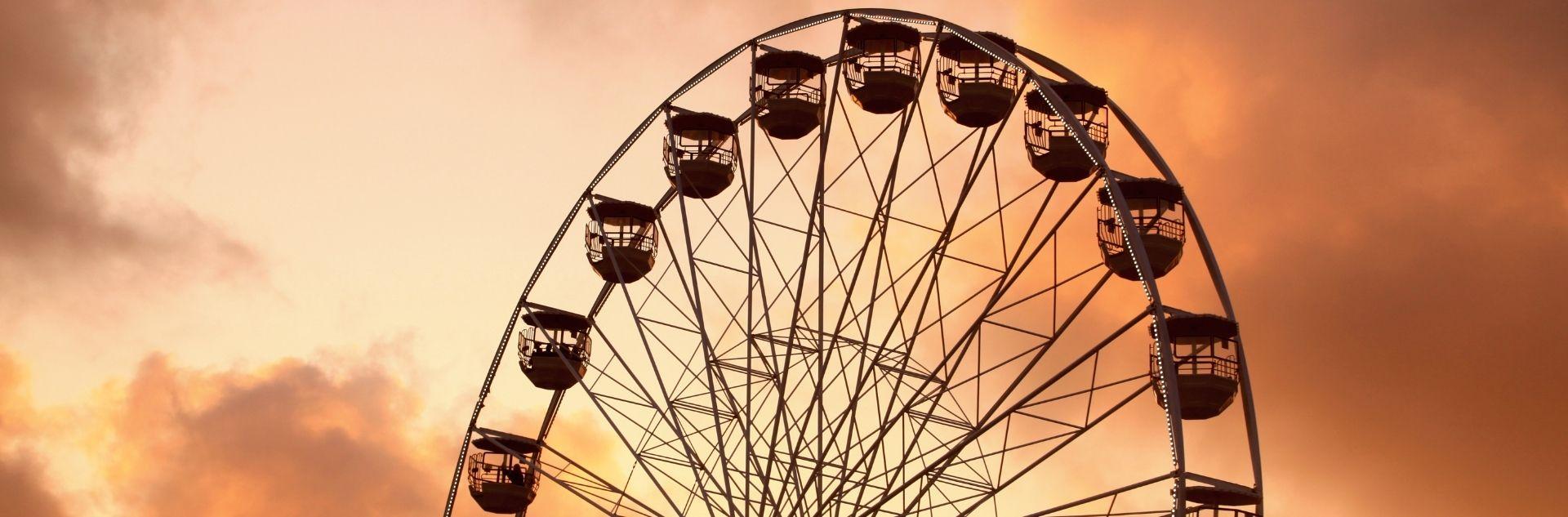 Freizeitpark Hero - Riesenrad