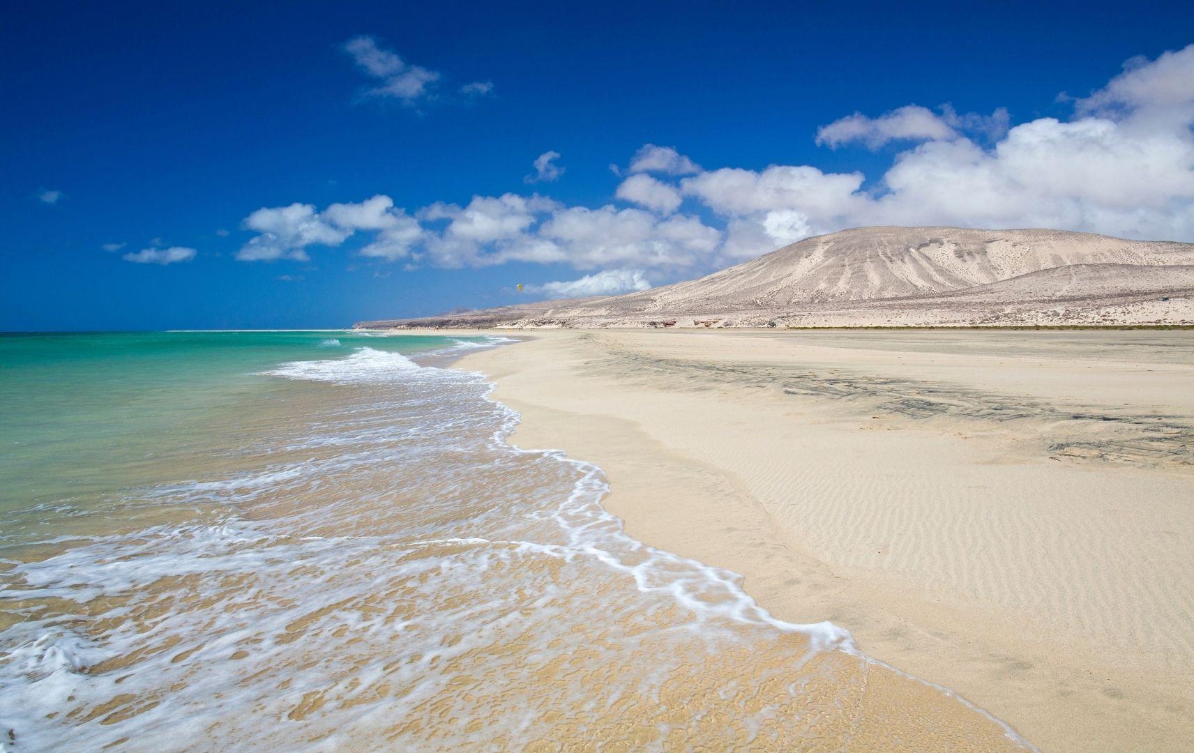 Fuerteventura - Jandia Strand