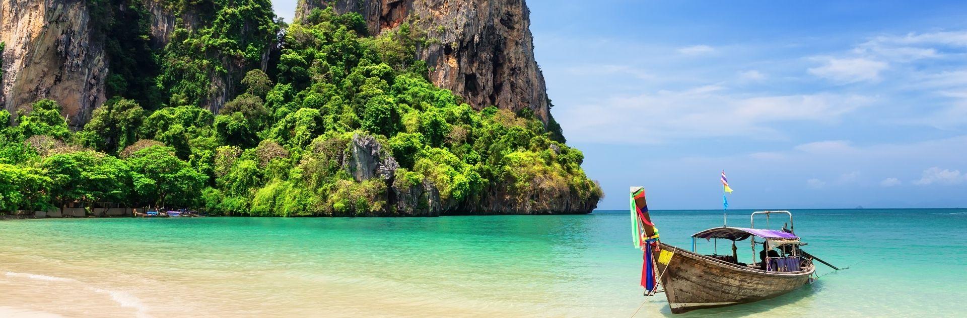 Fernreise Asien - Thailand Meer