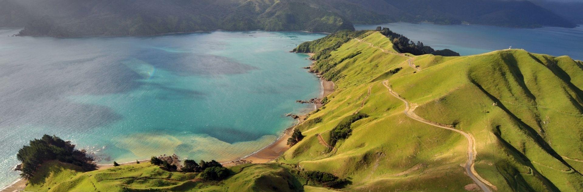 Fernreise Australien - Neuseeland Landschaft
