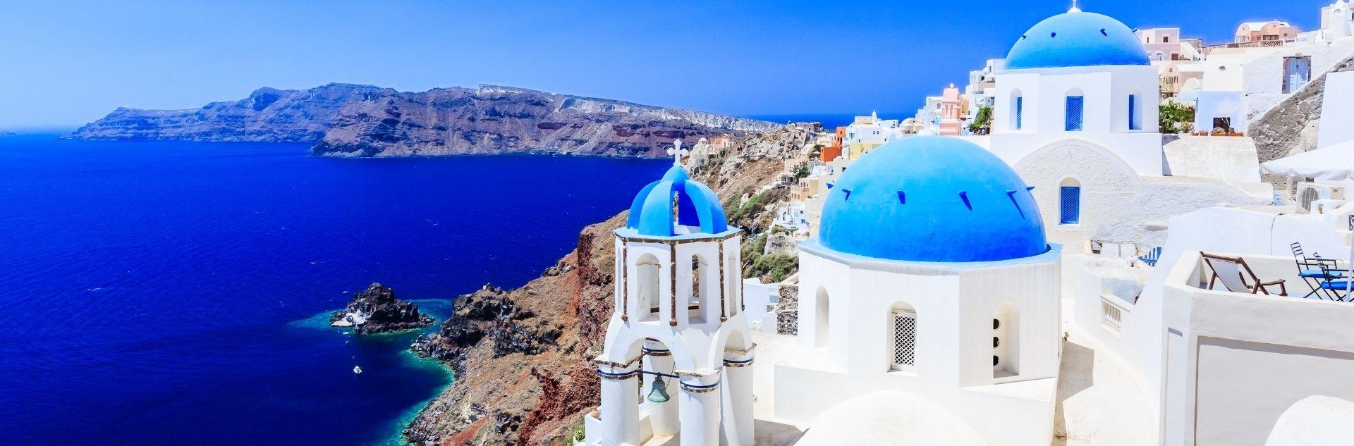 Griechische Inseln - Santorin