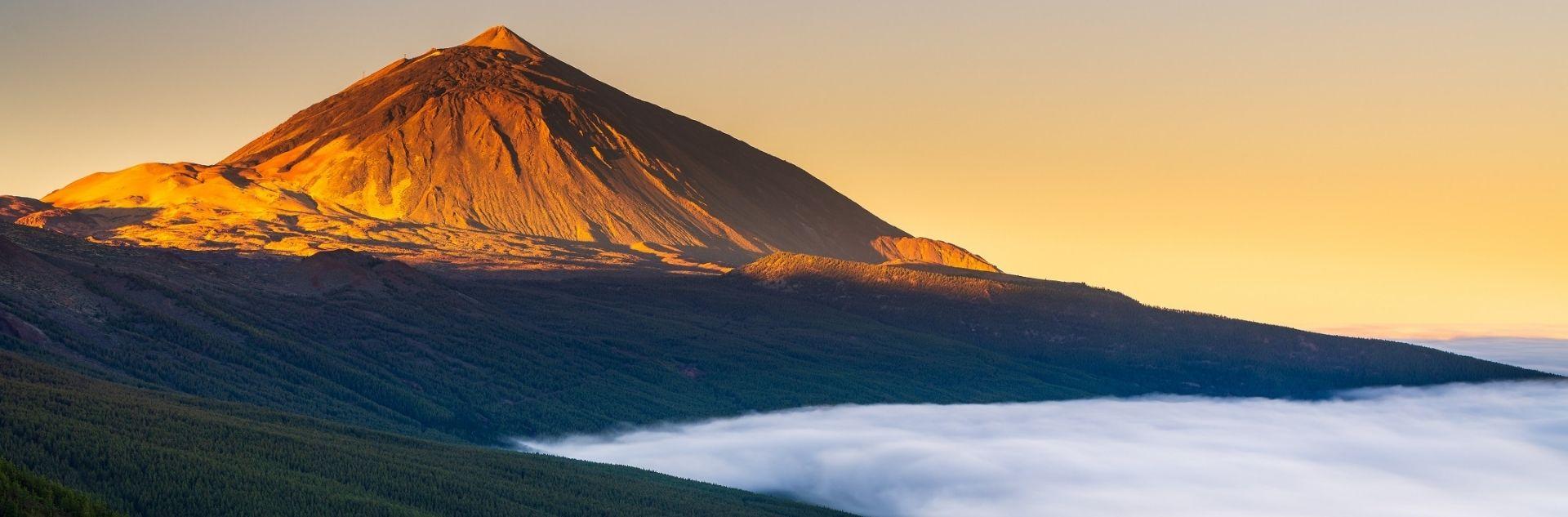 Kanaren - Natur Vulkan