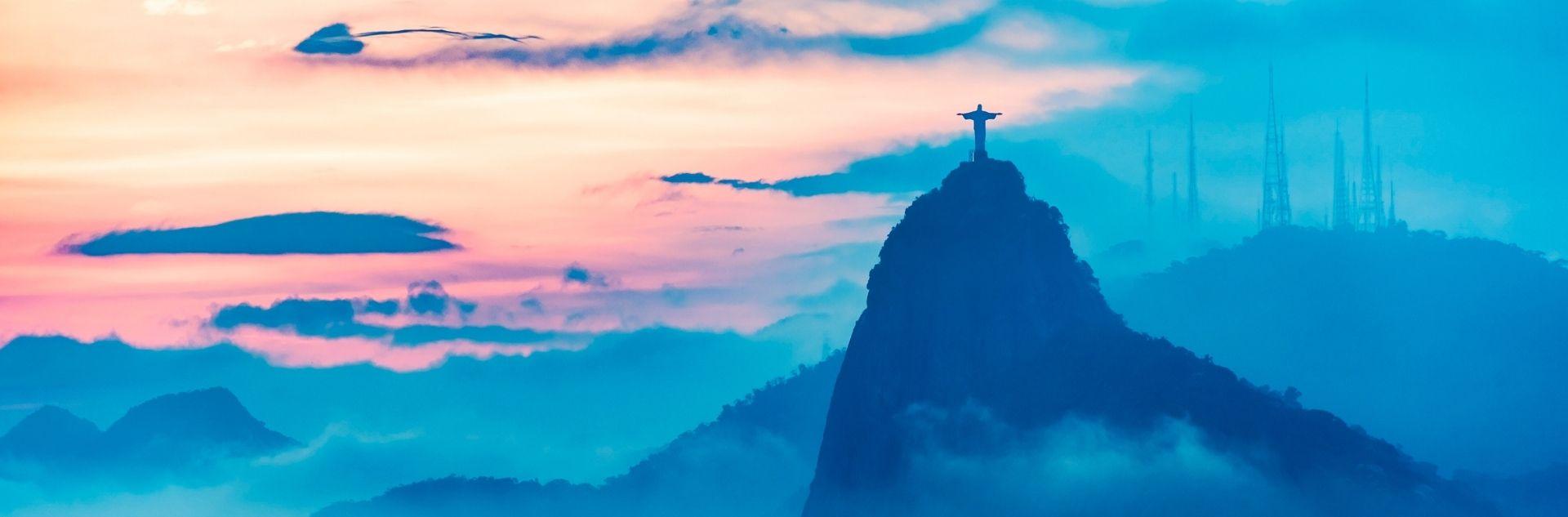 Rio de Janeiro, Sonnenuntergang