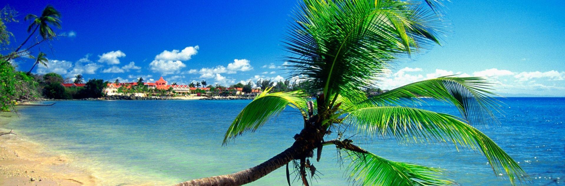 Strand von Tobago, Pigeon Point