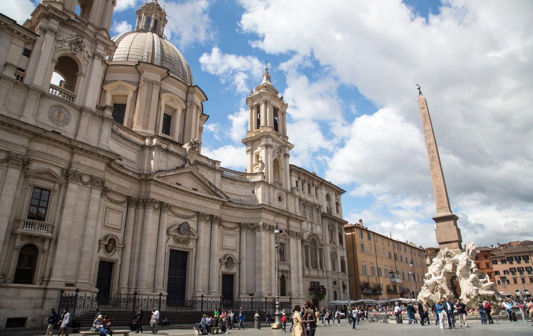 Italien - Rom Navona