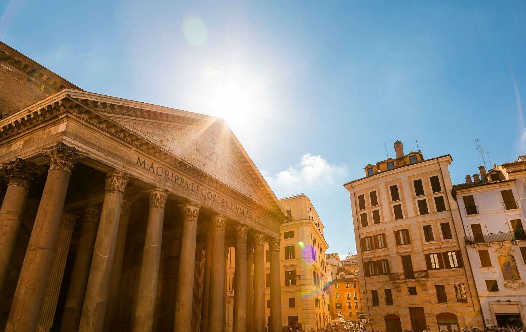Italien - Rom Pantheon