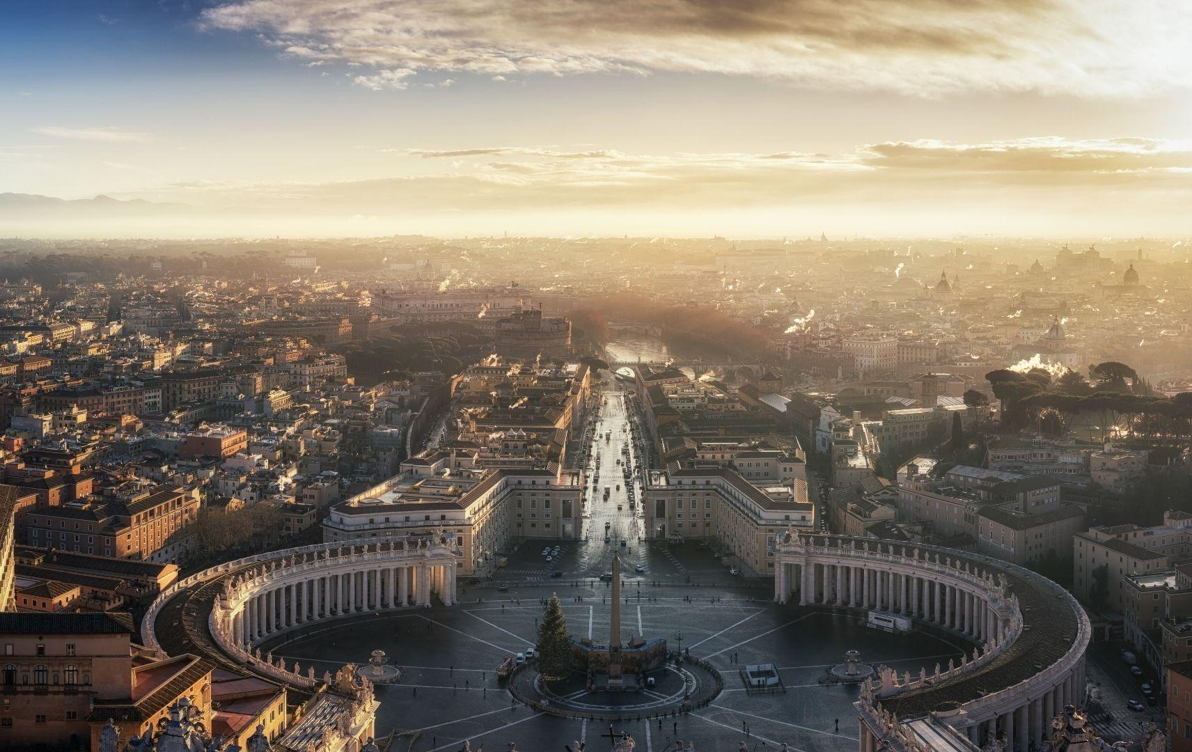 Italien - Rom Vatikanstadt